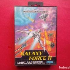 Jeux Vidéo et Consoles: JUEGO MEGA DRIVE GALAXY FORCE II. Lote 191371786