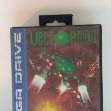 Videojuegos y Consolas: SEGA MEGA DRIVE VECTORMAN. Lote 191460355