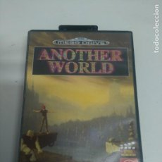 Videojuegos y Consolas: ANOTHER WORLD PARA MEGADRIVE ENTRE Y MIRE MIS OTROS JUEGOS! . Lote 191509258
