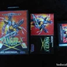 Jeux Vidéo et Consoles: RANGER X - COMO NUEVO - COMPLETO. Lote 191694482