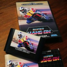 Videojogos e Consolas: JUEGO SUPER HANG-ON- SEGA MEGA DRIVE, (MADE IN JAPAN), EN CAJA+INSTRUCCIONES.1990. Lote 192860547