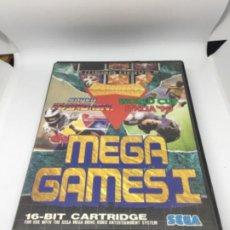 Videojuegos y Consolas: MEGADRIVE MEGA GAMES I SIN INSTRUCCIONES. Lote 193317207