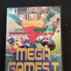 Videojuegos y Consolas: MEGA DRIVE. MEGA GAMES I. Lote 194010006
