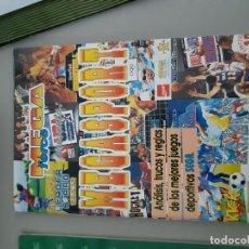 Videojuegos y Consolas: LIBRILLO MANUAL SEGA MEGADRIVE MEGA DRIVE MEGATRUCOS MEGA FORCE MEGASPORT. Lote 194073401