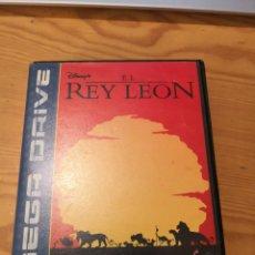 Videojuegos y Consolas: SEGA MEGA DRIVE EL REY LEÓN. Lote 194150387