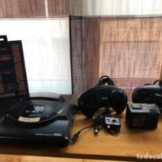 Videojuegos y Consolas: CONSOLA MEGA DRIVE SEGA . Lote 194205806