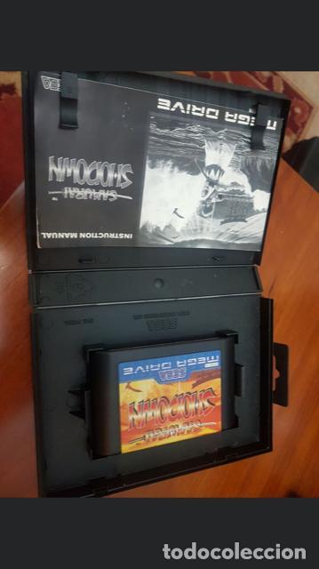 Videojuegos y Consolas: Samurai Shodown - Sega Mega Drive Version PAL Europa en castellano Original - Foto 3 - 194516305