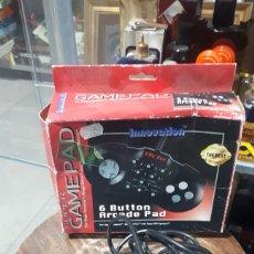 Videojuegos y Consolas: MANDO GAMEPAD COMPATIBLE CON SEGA GENESIS MEGA DRIVE SEGA CD SYSTEM. Lote 194880895