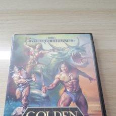 Videojuegos y Consolas: GOLDEN AXE MEGADRIVE. Lote 195081418