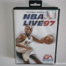 Videojuegos y Consolas: NBA LIVE 97 MEGADRIVE. Lote 195291220