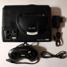 Videojuegos y Consolas: CONSOLA SEGA MEGADRIVE PAL. Lote 195343571