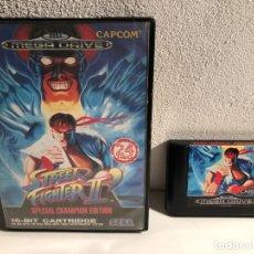 Videojuegos y Consolas: STREET FIGHTER II SPECIAL CHAMPION EDITION SEGA MEGA DRIVE. Lote 195811378