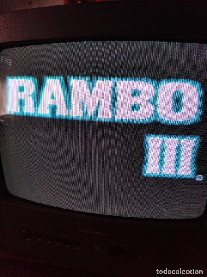 Videojuegos y Consolas: KA-GE-KI & RAMBO III - RARO JUEGO 2in1 de MEGADRIVE - - Foto 2 - 196073325