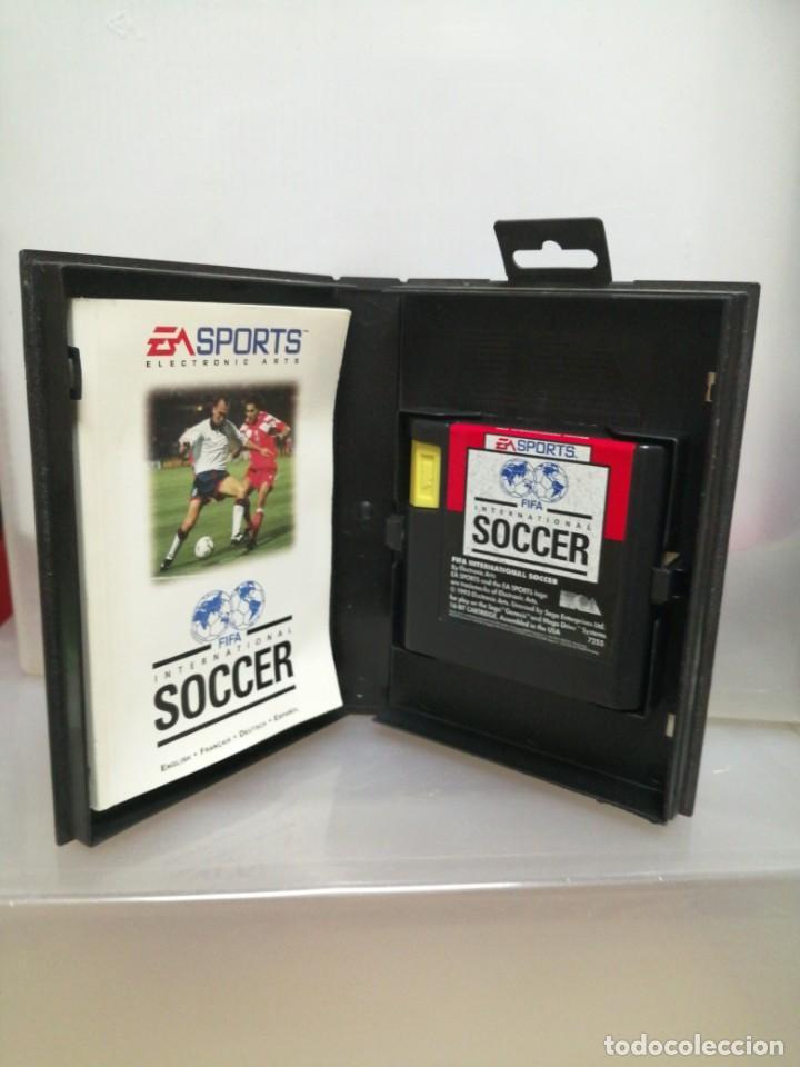 Videojuegos y Consolas: MEGA DRIVE FIFA INTERNACIONAL SOCCER - Foto 2 - 197260115