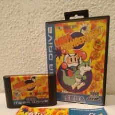 Videojuegos y Consolas: JUEGO MEGA BOMBERMAN MEGA DRIVE. Lote 198535808