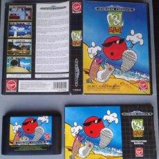 Videojuegos y Consolas: SEGA MEGA DRIVE COOL SPOT COMPLETO CAJA Y MANUAL BOXED CIB PAL R10424. Lote 198792748