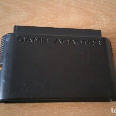 Videojuegos y Consolas: ADAPTADOR PARA SEGA MEGADRIVE JUEGOS NTSC JAP USA. Lote 199101712