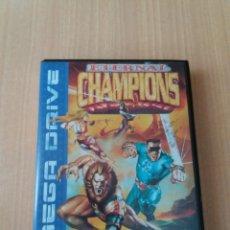Videojuegos y Consolas: ETERNAL CHAMPIONS SEGA MEGA DRIVE ED.ESPECIAL COMPLETO 1RA EDICION. Lote 199153597