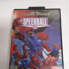 Videojuegos y Consolas: JUEGO MEGA DRIVE SPEEDBALL 2. Lote 199251191