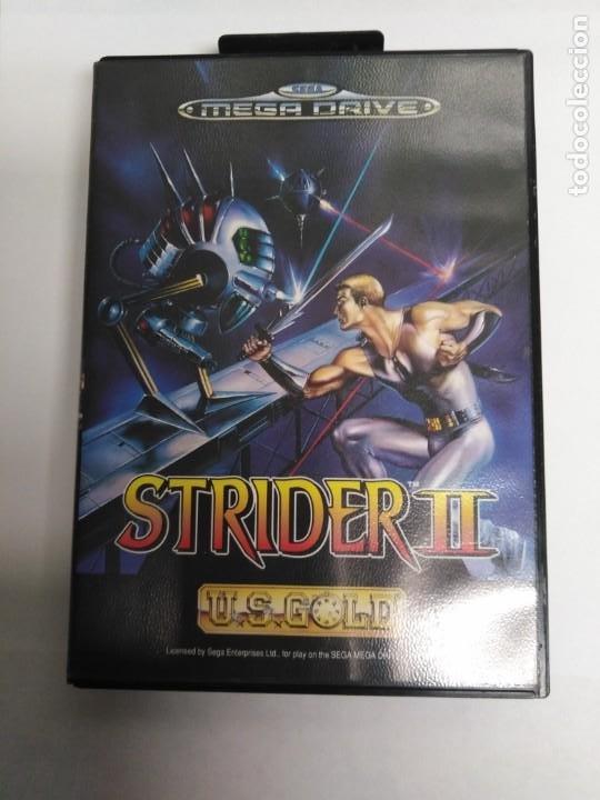 JUEGO MEGA DRIVE STRIDER II (Juguetes - Videojuegos y Consolas - Sega - MegaDrive)