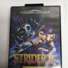 Videojuegos y Consolas: JUEGO MEGA DRIVE STRIDER II. Lote 199251578