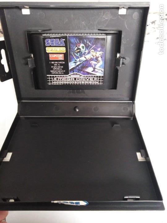 Videojuegos y Consolas: Juego Mega drive Strider II - Foto 2 - 199251578