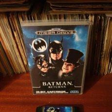 Videogiochi e Consoli: BATMAN RETURNS / MEGADRIVE. Lote 200040673