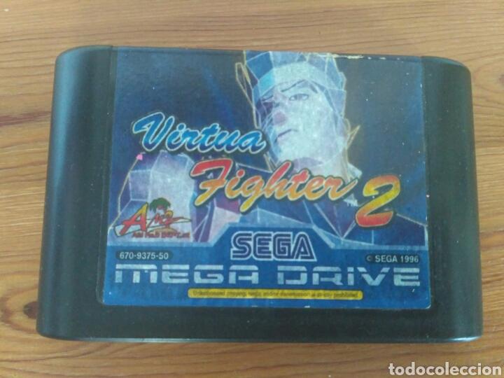SEGA MEGADRIVE JUEGO VIRTUA FIGHTER 2 (Juguetes - Videojuegos y Consolas - Sega - MegaDrive)