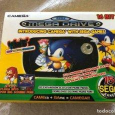 Videojuegos y Consolas: CAMEGA SEGA MEGADRIVE. Lote 202011208