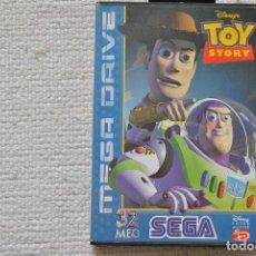 Videojuegos y Consolas: JUEGO SEGA MEGA DRIVE 32 MG TOY STORY 1995 CON INSTRUCCIONES Y ESTUCHE ORIGINAL. Lote 202402615