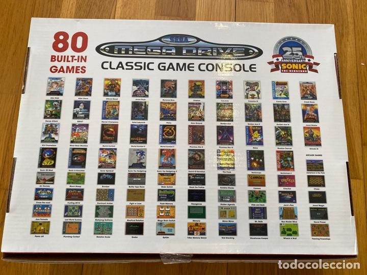 Videojuegos y Consolas: Sega Mega Drive Classic Game Consola en PERFECTO ESTADO - Foto 2 - 203167497