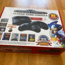 Videojuegos y Consolas: SEGA MEGA DRIVE CLASSIC GAME CONSOLA EN PERFECTO ESTADO. Lote 203167497