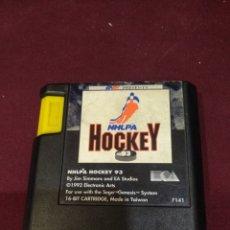 Videojuegos y Consolas: JUEGO MEGADRIVE, NHLPA HOCKEY 93. Lote 203226941