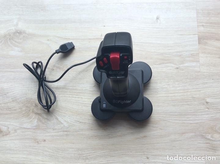 Videojuegos y Consolas: Joystick Quickjoy SG Fighter SV-401 compatible SEGA VIDEO GAME SYSTEM. - Foto 4 - 203447300