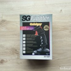 Videojuegos y Consolas: JOYSTICK QUICKJOY SG FIGHTER SV-401 COMPATIBLE SEGA VIDEO GAME SYSTEM.. Lote 203447300