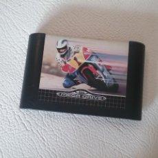 Videojuegos y Consolas: JUEGO SUPER HANG ON MEGA DRIVE DE SEGA. Lote 204169780