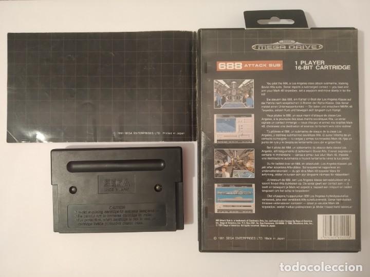 Videojuegos y Consolas: Lote juegos Mega Drive completos - Foto 3 - 204672577
