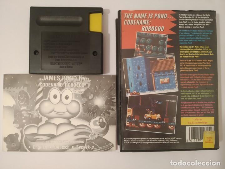 Videojuegos y Consolas: Lote juegos Mega Drive completos - Foto 11 - 204672577