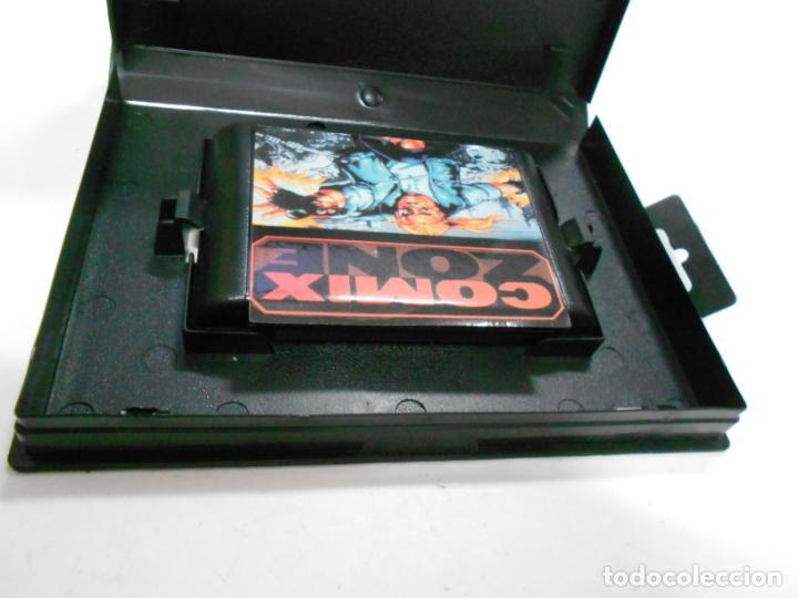 Videojuegos y Consolas: ANTIGUO JUEGO SEGA COMIX ZONE - NUEVO EN SU CAJA - Foto 4 - 37514858