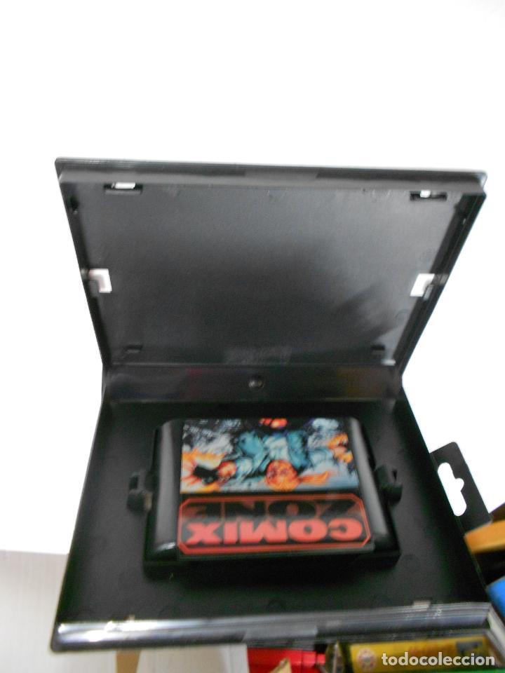 Videojuegos y Consolas: ANTIGUO JUEGO SEGA COMIX ZONE - NUEVO EN SU CAJA - Foto 5 - 37514858