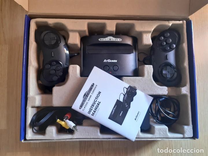 Videojuegos y Consolas: Sega Megadrive mini,81 juegos,como nueva - Foto 2 - 205285138