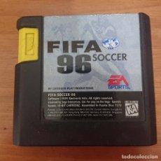 Videojuegos y Consolas: FIFA 96 SOCCER MEGA DRIVE CARTUCHO. Lote 205453177