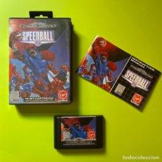 Videojuegos y Consolas: SPEEDBALL 2 MEGADRIVE. Lote 205527535