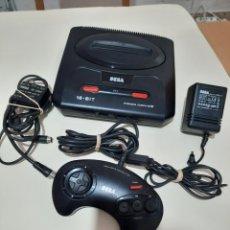 Videojuegos y Consolas: SEGA MEGA DRIVE II (ALGÚN DEFECTO). Lote 205687035