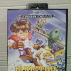 Videojuegos y Consolas: GUNSTAR HEROES MEGADRIVE MEGA DRIVE SEGA. Lote 205754343