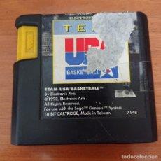 Videojuegos y Consolas: TEAM USA BASKETBALL MEGA DRIVE CARTUCHO. Lote 206125860