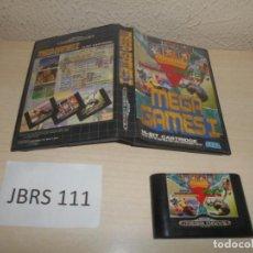 Videojuegos y Consolas: MEGADRIVE - MAGA GAMES I , PAL ESPAÑOL , SIN INSTRUCIONES. Lote 206160183