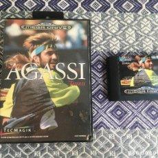 Videojuegos y Consolas: AGASSI MEGADRIVE. Lote 206260141