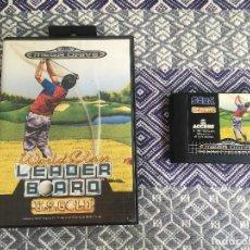 Videojuegos y Consolas: WORLD CLASS LEADER BOARD MEGADRIVE. Lote 206261061