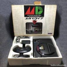 Videojuegos y Consolas: CONSOLA SEGA MEGA DRIVE JAPONESA CON CAJA. Lote 206293263